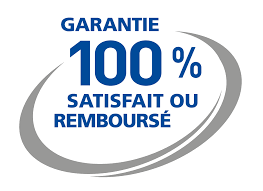 Prestation 100 % garantie